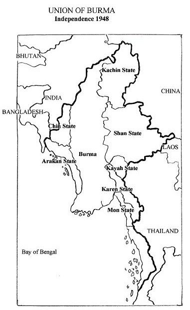 Union of Burma - Independence 1948.jpg